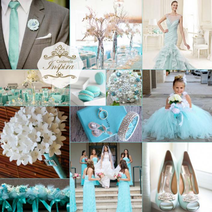 Cinderela Inspira: A cor Azul Tiffany
